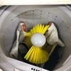 正しいスニーカーの洗い方は「コインランドリーにぶち込む」だった