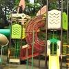 東海市の上野台公園です