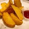 フライパンで超簡単!揚げない皮付きポテトフライの作り方(簡単レシピ)