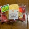 セブン:もっちりクレープりんごキャラメル/春ぽんちゼリー/桜と宇治抹茶のパフェ