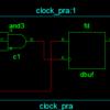 ゲーテッドクロックからクロックイネーブル付きへの変更練習