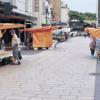 コロナウイルス感染拡大防止のため出店自粛中だった「輪島朝市」が5月15日から出店を再開しました
