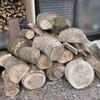 薪原木の在庫は!