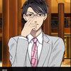 メガネを押し上げる手の角度で、違うゲームのキャラを思い起こす -『ダウト~嘘つきオトコは誰?』