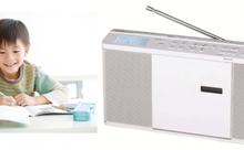 発音チェックも簡単!英語学習に役立つCDラジオ「TY-CX700」