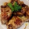 フライパンで簡単!スパイスを使って手羽元で作る「タンドリーチキン」作り方・レシピ。
