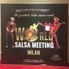 【イタリア ミラノ】World Salsa Meeting 2020 レポート① Workshop編