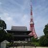 散歩 芝増上寺