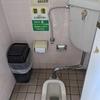 和式トイレはデブには辛い。