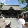 四国霊場・徳島編(33)大日寺にお参りし、焼山寺へ。