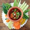 北タイ料理 ナムプリック(ディップソース)