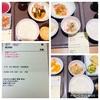 『息子、入院中の食事』