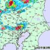 水戸で25ミリのひょうを観測 関東甲信地方は今夜にかけ、激しい雷雨に警戒