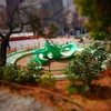 ミニチュア風写真『錦華公園』