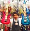 【2016福岡ギターショー】ブース紹介第⑰弾!!G-Life Guitarsブース!!