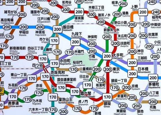 「幻のホーム」や「秘密の線路」…東京の地下鉄に存在するミステリー