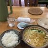 橋本食堂で裏メニュー