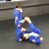 木曜日幼児キッズ柔術クラス、小学生キッズ柔術クラス、一般柔術クラス。