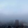 朝霧、市街地をすっぽり 熊本県内