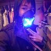かっこいいサイバーマスクを作る[後編]