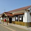 山陰本線:波子駅