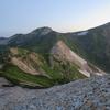 2016年8月5〜7日 杓子岳〜白馬鑓ヶ岳〜白馬岳〜小蓮華山〜白馬乗鞍岳(2泊3日・テント泊)
