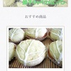 銚子  キャベツメロンパン