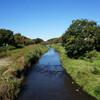 野川と仙川 成城は水と緑に囲まれた良い住宅地ですね。