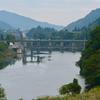 西大滝ダム(長野県飯山)
