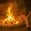 大晦日からスタートする汁物のふるまい巡り『岡崎市の元日神社』