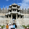 ウダイプルから日帰りで行ける!世界遺産クンバルガール城とジャイナ教の聖地ラーナクプル