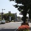 県庁正門前(和歌山市)