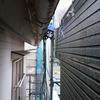 屋根と壁の洗浄