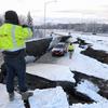 【地震情報】12月1日02時29分頃に米アラスカ州南部を震源とするM7.0の地震が発生!日本への津波の心配はなし!道路や橋・水道施設に深刻な被害も!日本もリング・オブ・ファイア上にあるので他人事じゃないぞ!!
