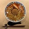 【宅麺】ド濃厚の魚介豚骨、『麺処 井の庄』の辛辛魚らーめんを自宅で頂く。