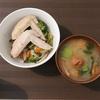【今日のディナー】手羽先と野菜とキノコの塩レモン蒸し☆