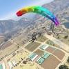 【GTA5】パラシューティング「飛行場」