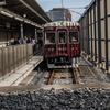 『阪急電車』各駅下車の旅(9)酒と虎の今津駅