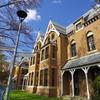 坂の後はボタニックガーデンとオタゴ大学へ(そしてジーランス)|ニュージーランド夫婦旅