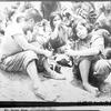 1945年 6月25日 『民間人捕虜になる』