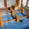 今年最初の木工DIY作品