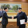 じじぃの「4月末・南北首脳会談開催へ・北朝鮮の思惑は?ワイドスクランブル」