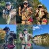 ゾディアス2ピース大活躍!亀山湖釣行。