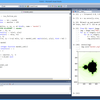 IPython + CTypes + Intel Visual Fortran,   Mandelbrot set