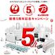 JAL「ビックカメラ提携5周年記念キャンペーン」で4%マイル還元