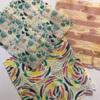 可愛い柄のオーガニックコットンで作るミツロウラップのワクワクワークショップ
