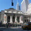 あこがれのニューヨーク公共図書館本館〜期待したほどではなかったがやはり展示はすごい