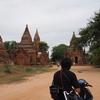 バガン観光。引き続き仏塔や寺院をひたすら回りました。【2016年7月ミャンマー旅行記16】