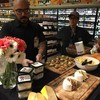 Cheese event @ Whole Foods
