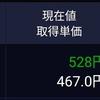 明豊ファシリティワークスが少し下落